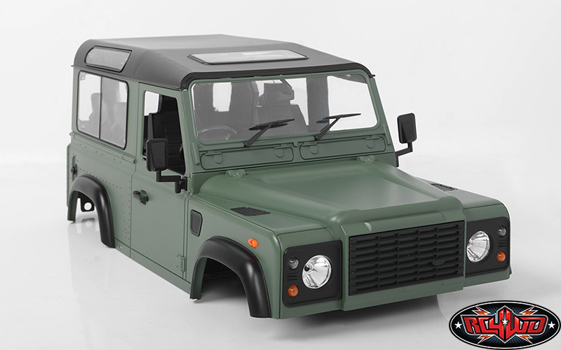 Rc4wd z-b0037 Land Rover Defender d90 inside door panel